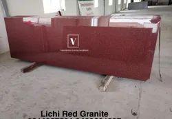Vardhman Lichi Red Granite