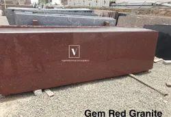 Vardhman Gem Red Granite