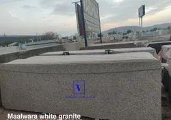 Vardhman Malwara White Granite