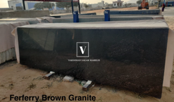 Vardhman Ferfeery Brown Granite