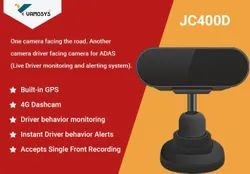 Jimi JC400D AI ADAS Car And Truck Video Dual Camera 1080P With Alarm Notification