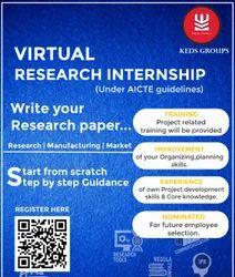 Ug& Pg Online Research Internship, Pan India