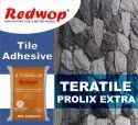 Teratile Prolix Extra - Extra Strength Tile Adhesive