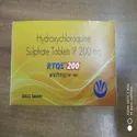 RTQS-200 (Hydroxychloroquine 200Mg)