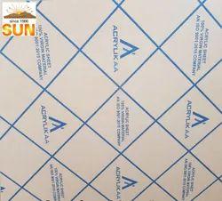 Acrylikaa Acrylic Sheet Clear