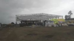 MS Prefabricated Structures In India