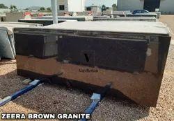Zeera Brown Granite