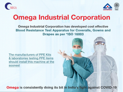 Blood Penetration Resistance Testing Service