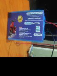 RFR 48v 24ah Lithium Battery, Battery Type: Lithium-Ion, Model Name/Number: Vision X