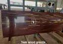 Vardhman Teak Wood Granite