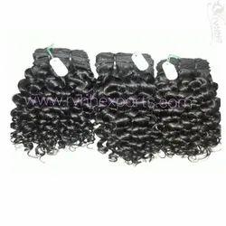 Short Length Curly Hair