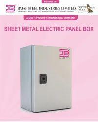 Sheet Metal Electric Panel Box
