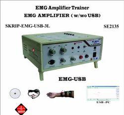 EMG Trainer (Electromyography)  / USB Educational, Hospital, Study