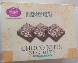 Choco Nut Biscuit