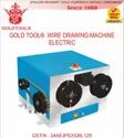 Gold Tool Electric Wire Drawing Machine