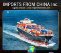 Pharma Imports From China
