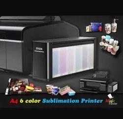 A4. DTF Printer. 6 Color, Model Type: L805.inkjet, Model Name/Number: Epson.L805
