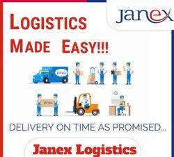 Closed Container 22feet Local Area Logistics Service