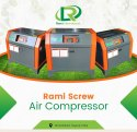 Direct Driven Screw Compressor