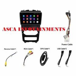 Asca Infotainments Wifi Android 9 Inch Car Radio For Mahindra XUV 500 With Car Stereo