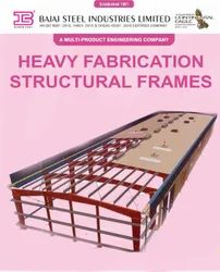 Heavy Fabrication Structural Frames