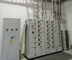 Electric Control Panel Service, 240 V