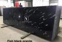 Vardhman Fish Black Granite