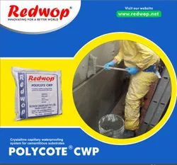 Polycote Cwp - Crystalline Waterproofing Admixture For Concrete & Mortars