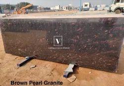 Vardhman Brown Pearl Granite
