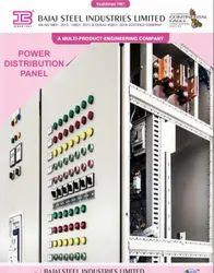 AC Three Phase Power Distribution Panel, IP Rating: IP54