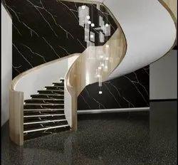 Black Italian Diana Stairs