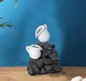 Kettle And Rock Fountain