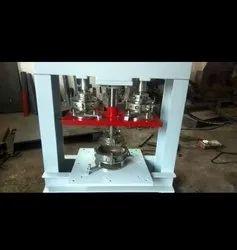 Semi Automatic Hydraulic Wrinkle Plate Machine