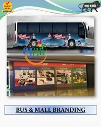 Bus And Mall Branding