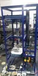 JDI Fully Automatic Dona Double Die Making Machine