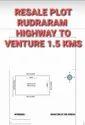 Hmda Open Plot At Rudraram