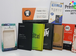 Mobile Back Cover Packaging Box