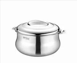 Stainless Steel Hot Case Dolphin-2700 ml