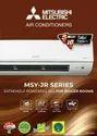Mitsubushi Electric 3.0 Ton 4 Star Inverter Split Air Conditioners Muy/msyjr36vf
