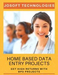 Outsourcing Consultant ISO9001 Data Entry Projects Madurai