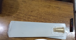 Aluminium metalic blades, For Fan, Size: 1200mm