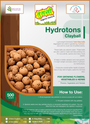 Expanded Clay Balls