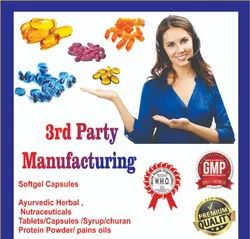 Pharma 3rd Party Manufacturer