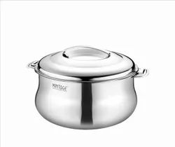 Stainless Steel Hot Case Dolphin-4 Ltr
