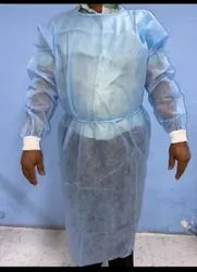 Non Woven Surgical Gown Premium Export Quality
