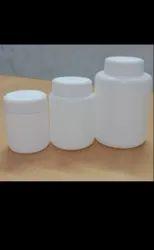 Hing Jar Hdpe25 gm 50 Gm 100gm