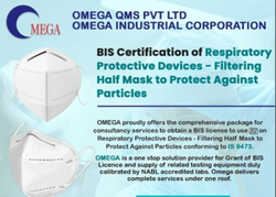 BIS Certification for N 95 Mask IS 9473