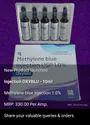 Methylene Blue Injection Usp 1 % 10 Mg Ml 10 Ml
