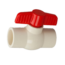 Compact Ball Plumbing Pipe