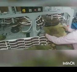 Natural Saal Leaf Plate Making Machine